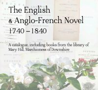 Preview image of Quaritch 1442 : The English Anglo French Novel