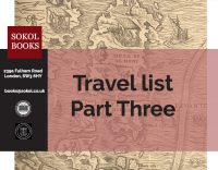 Preview image of Travel List: Part Three