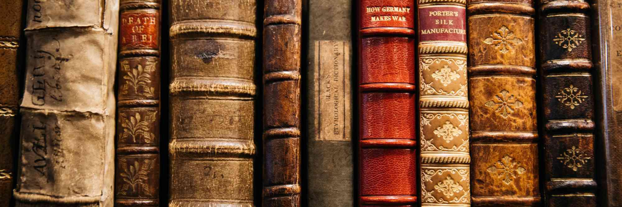 Rare books for sale