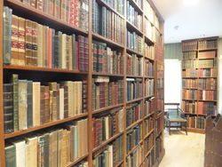 Adrian Harrington Rare Books shop photo
