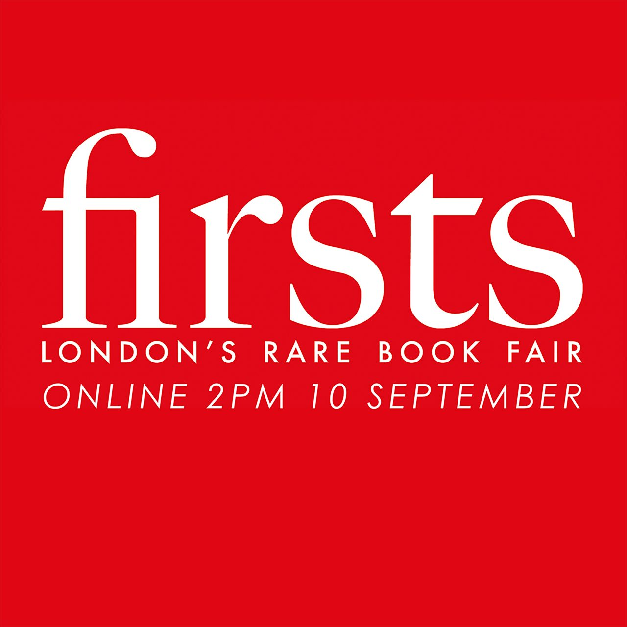 Firsts Online 10 14 September Logo for RBH